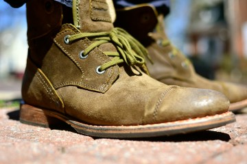 CAT Footwear Suede Boots