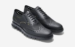 Cole Haan_ZeroGrand Oxford No Stitch_Black 1
