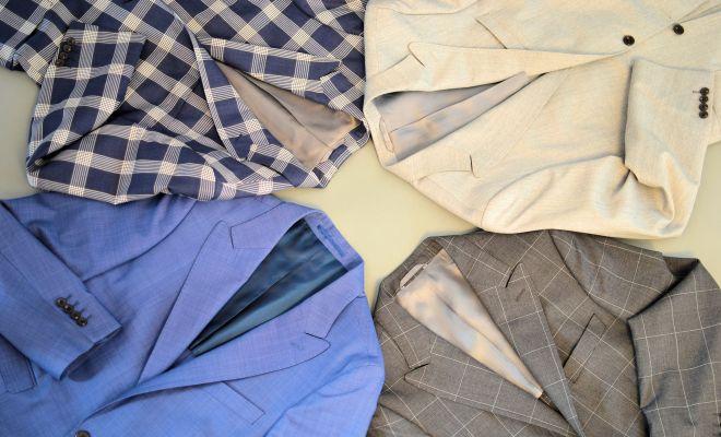 Men's Style Pro x Dragon Inside Spring 15' Suit Collaboration