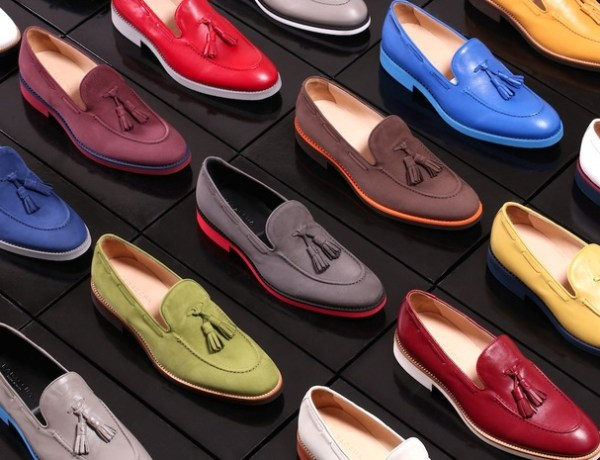 Kabaccha Loafers Top View