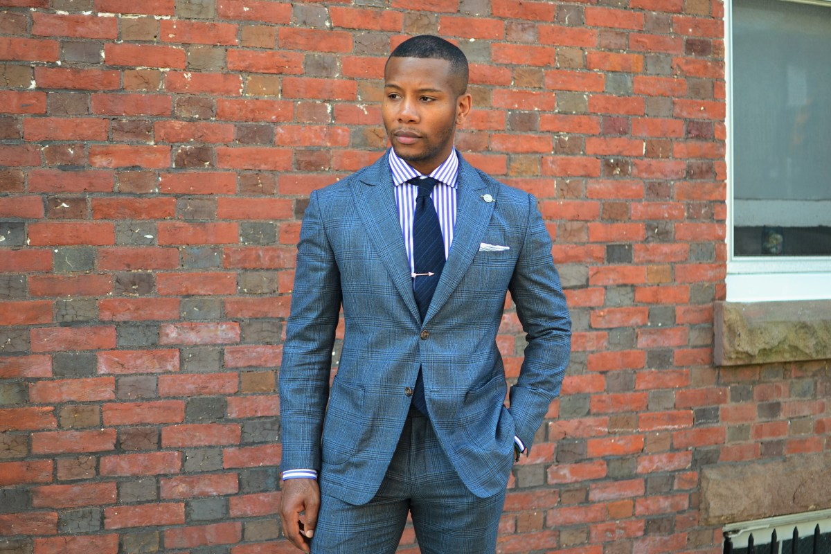 The New Spring Glen Plaid Suit 3 Ways