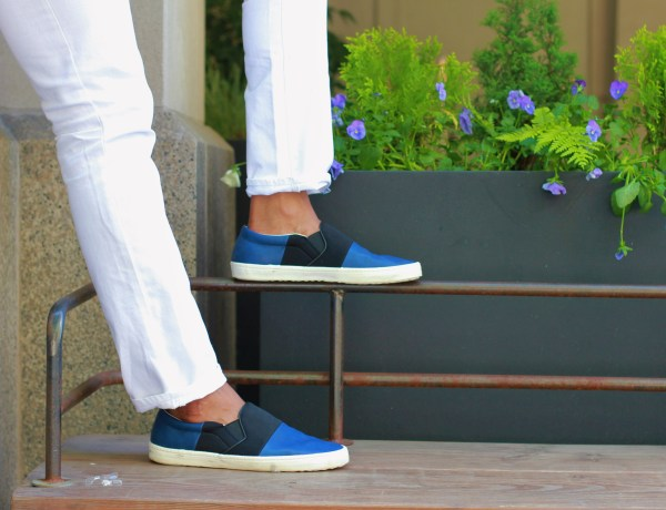 Sabir M. Peele of Men's Style Pro Kicks That Kick Feature with Zara + New Balance + Jay Butler