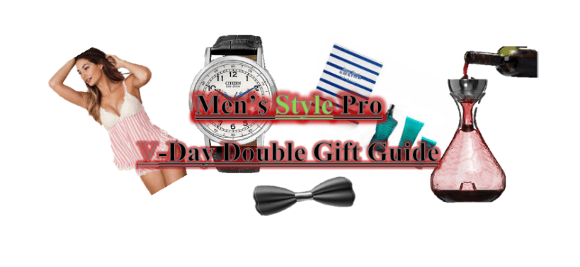 Men's Style Pro Vday Gift Guide