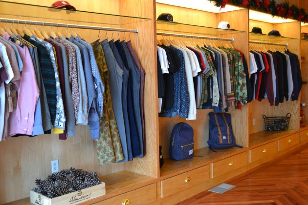 Ps  & Qs Philadelphia Best Menswear Boutique