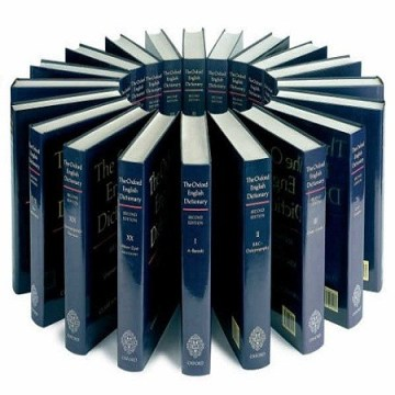 Collection_Oxford_Dictionary