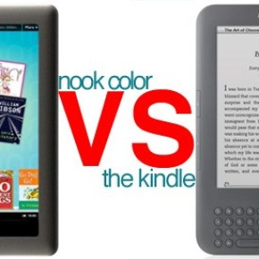 choices to be made: Kindle 3 or Nook Color?