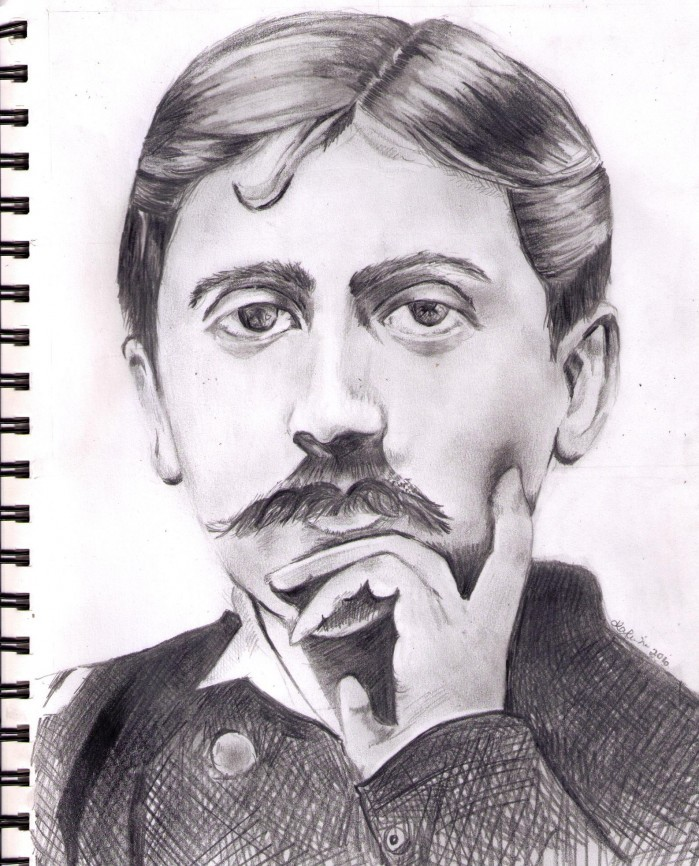 the beauty of marcel proust