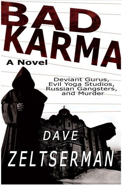 Bad Karma Dave Zeltserman Cover