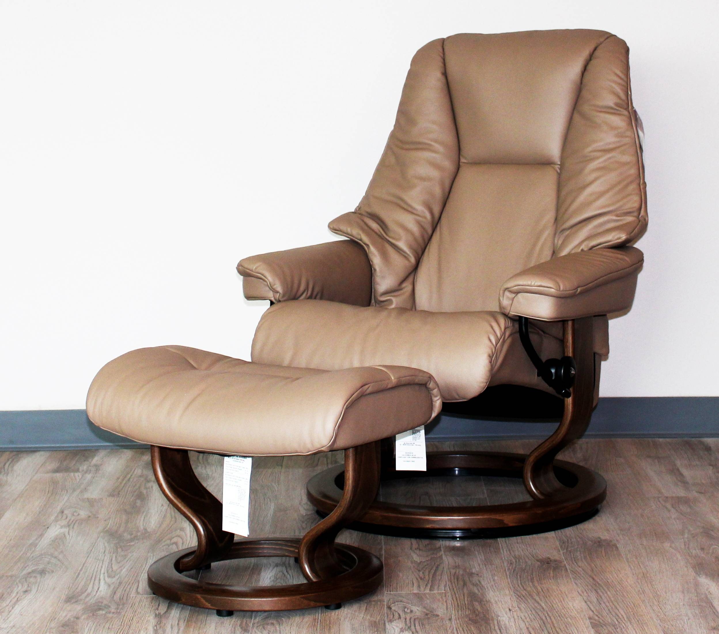 Fullsize Of Ergonomic Chair With Ottoman