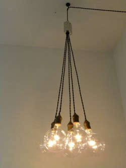 Small Of Plug In Ceiling Light
