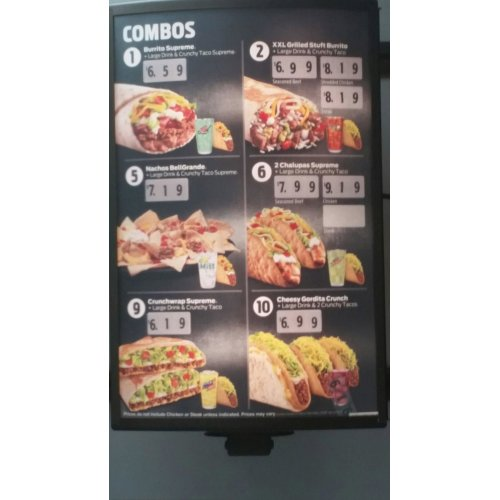 Medium Crop Of Taco Bell Meal Deals