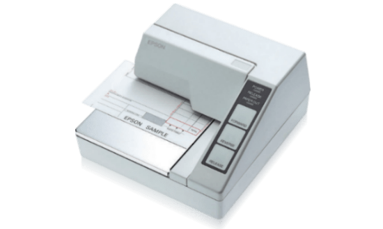 Invoice   Slip Printer   Slip Invoice Printer  Menulux Slip Printer Menulux POS System Industrial Devices   Industrial slip invoice printer