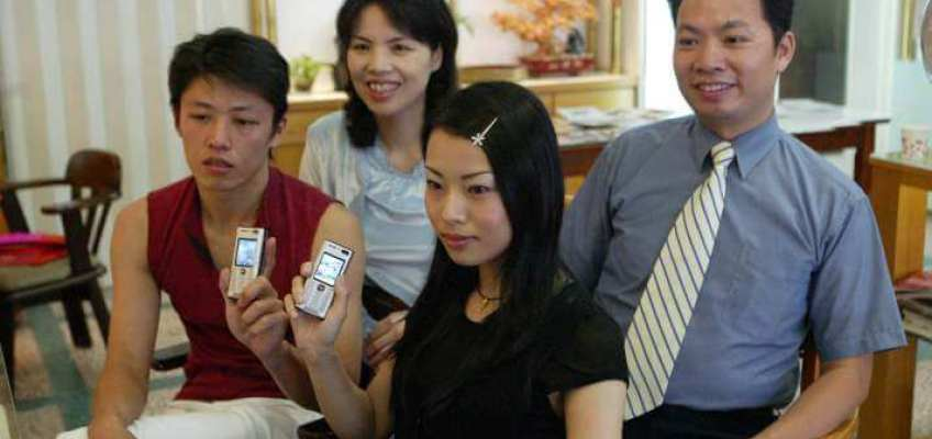 民視新聞台專訪『3G手機相親』