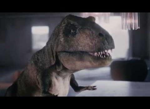Novo comercial da Audi com T-Rex
