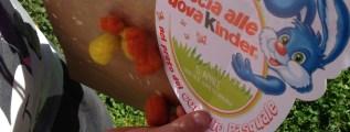 Caccia alle Uova Kinder, il 5 aprile tutti a Caracalla, Roma