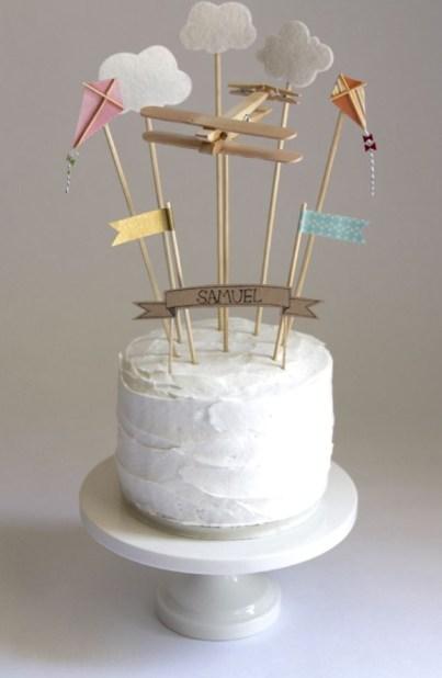 planes cake