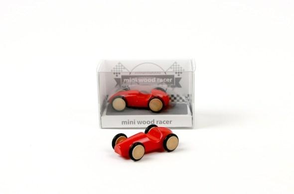 Mini wood racer