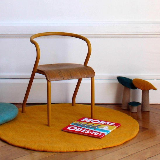 School chair, Marcel Gascoin