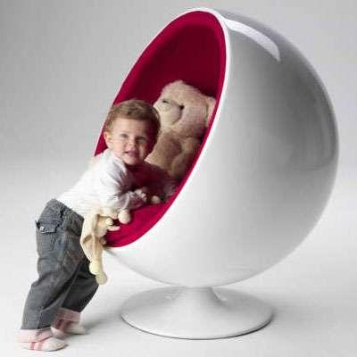 Ball Chair Junior, Eero Aarnio