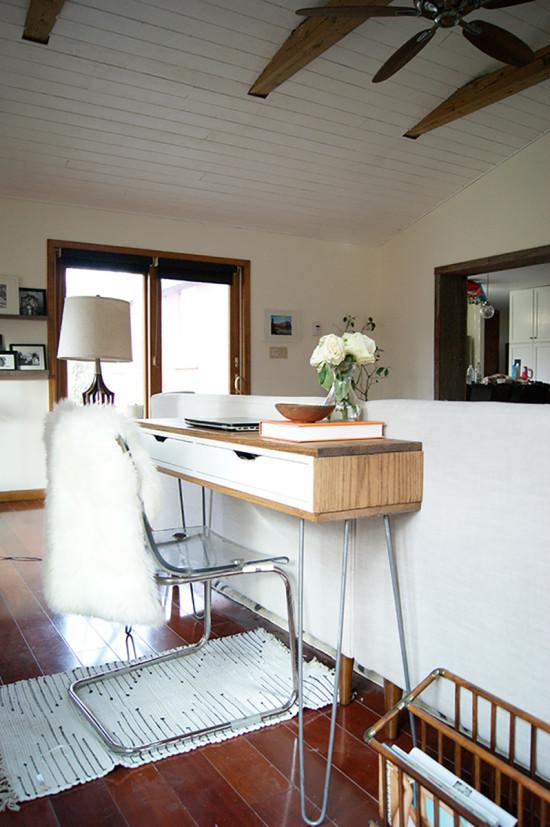 slim-desk-ikea-hack-mid-century