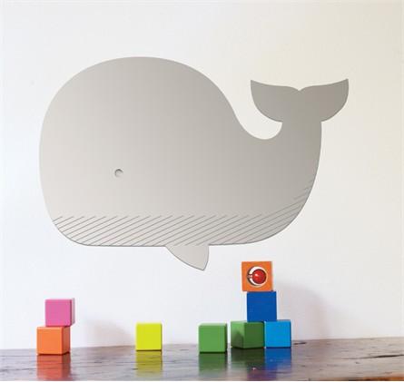 specchio balena, Petit Collage