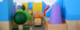 Cubiciti: cubi città e macchinine