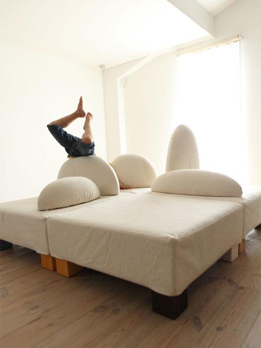 hiromatsu design sofa