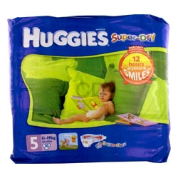 Huggies Super Dry