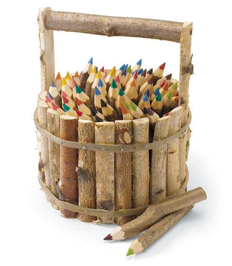 Inntrax Twig Crayons