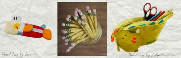 Pencil Case Sevi lilliputiens