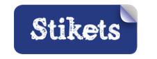 Stikets logo