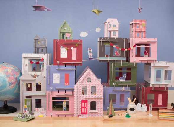 collection lille huset - dollhouse - little house to decorate
