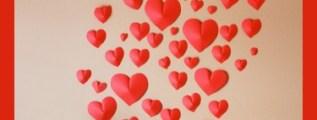 3 lavoretti fai da te per S.Valentino…da fare con i bambini!