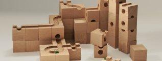 <!--:it-->Cuboro, costruzioni e pista per le biglie!<!--:-->