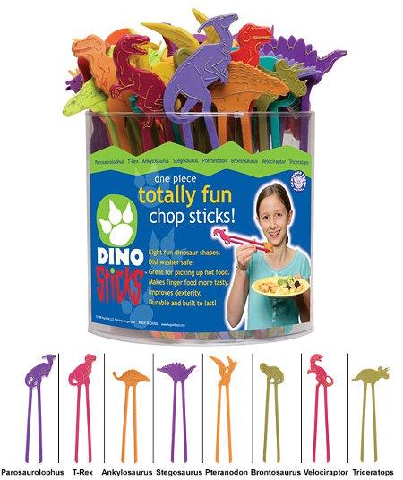 dino-chopsticks