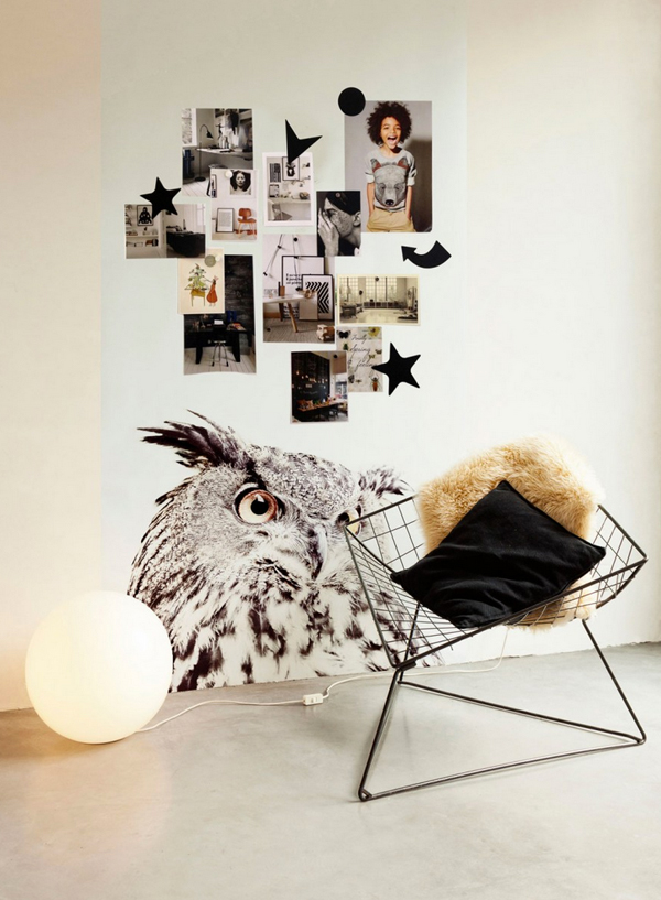 groovy-magnet wallpaper owl