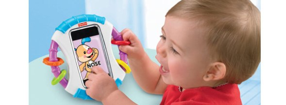 Laugh & Learn Baby iCan Play Case