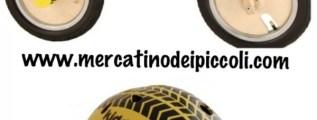 <!--:it-->Kit Bici Kurve senza pedali + casco<!--:-->