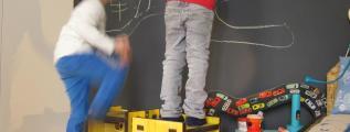 Mobili da costruire con i bambini: Muzzle®