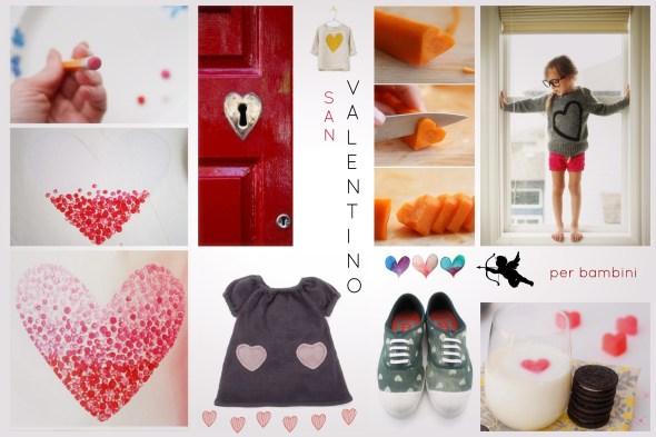 moodboard san valentino