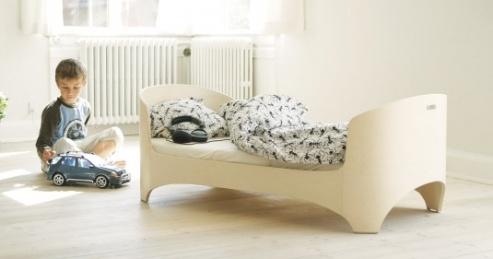 toddler bed, Leander