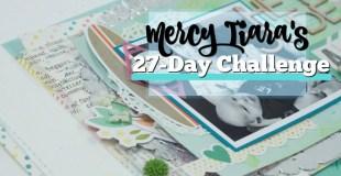 Mercy Tiara's 27-Day Challenge: Make a Background