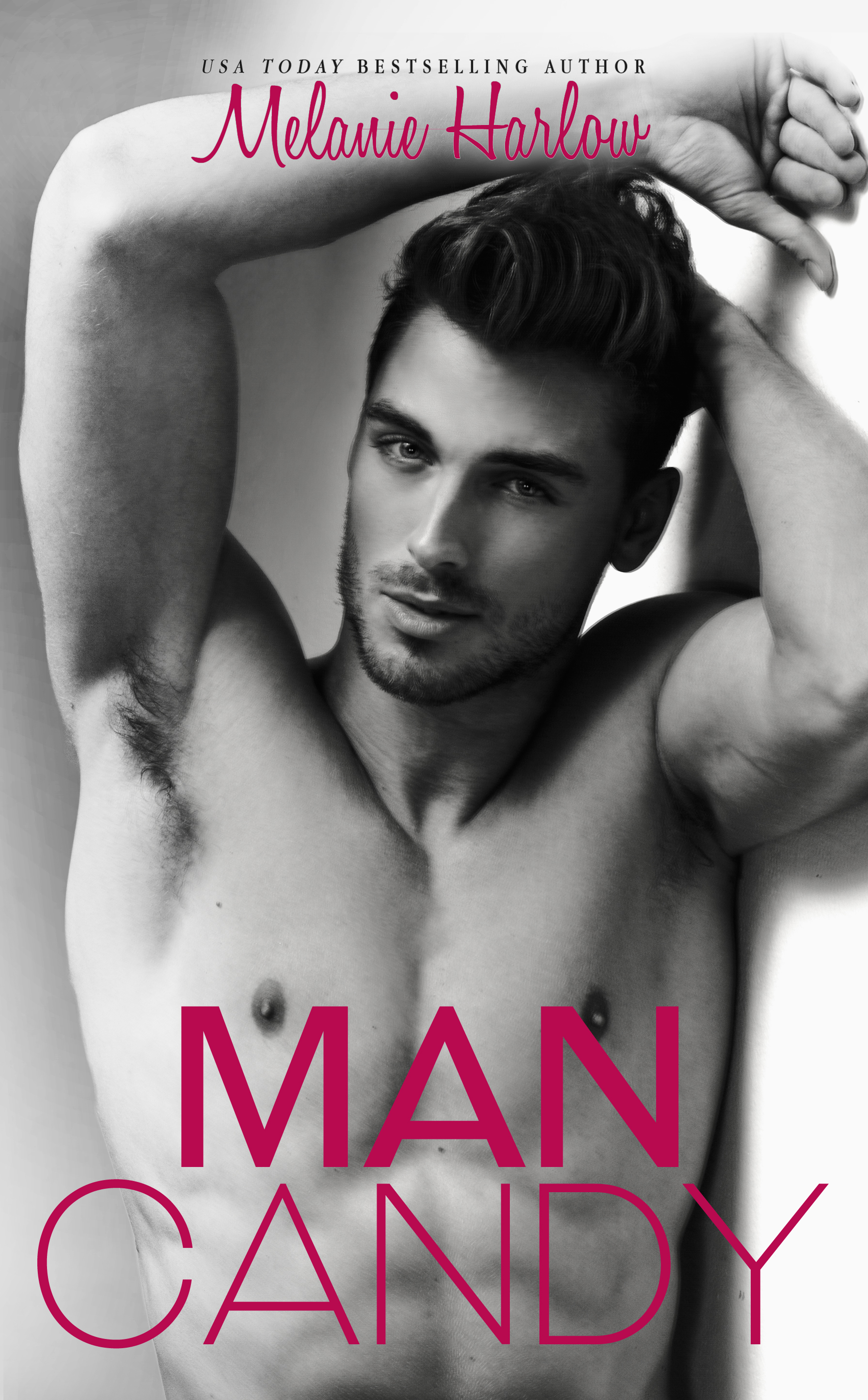 Cover Reveal: Man Candy by Melanie Harlow