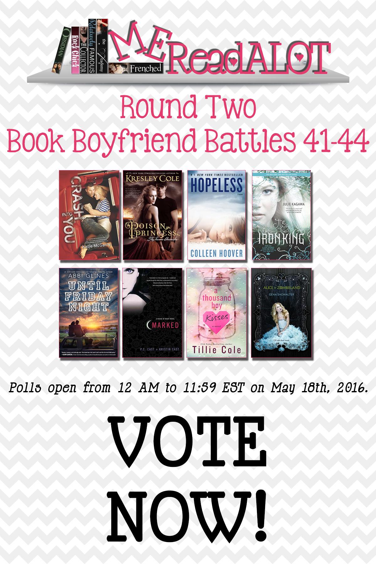 Book Boyfriend Battles 41-44