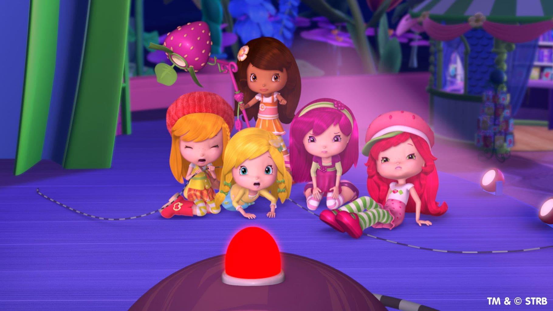 Enter to win a Strawberry Shortcake's Berry Bitty Adventures Prize ...