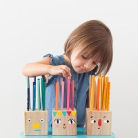 Pencil Holder Heads from PLAYFUL