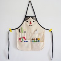 Make-a-Face! Apron Pattern