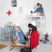 Play Hospital & Child's Nurse Costume