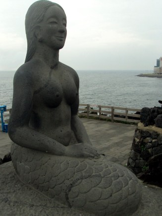 Jeju Mermaid