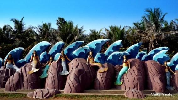 The Mermaids of Visakhapatnam